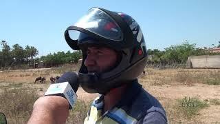Moradores e motoristas do Distrito de Flores pedem redutores de velocidade na CE 458