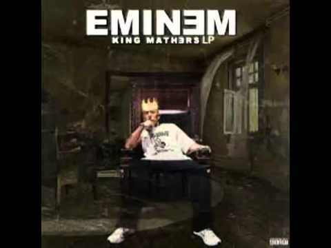 Eminem-G.O.A.T. (King Mathers lp)**leaked