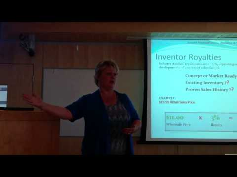 Inventor Royalty Rates (ASOTV)