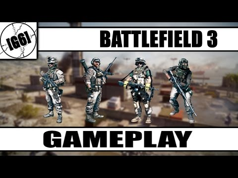 Battlefield 3- TDM at Kharg Island (Gameplay)