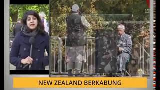 New Zealand berkabung