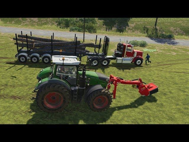 AUTOLOADER [MOD] | Farming Simulator 19