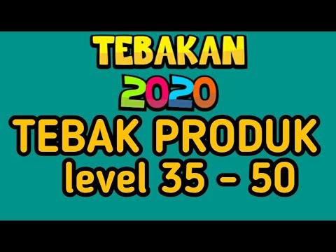 Jawaban Tebak Produk 2020 Level 35 50 Youtube