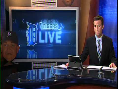 Tigers Live Pregame FOX Sports Detroit Girls at Nascar