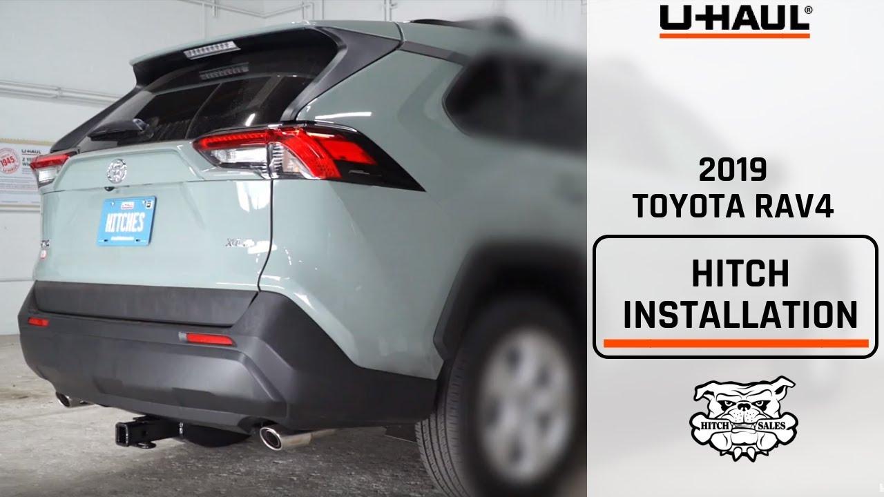 2019 Toyota RAV4 Wiring Harness Installation - YouTubeYouTube
