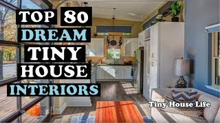 Top 80 Tiny House Interiors Of 2019 - The Best!