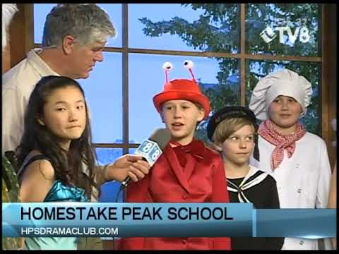 Homestake Peak School  Cast of The Little Mermaid  04.11.18  Good Morning Vail