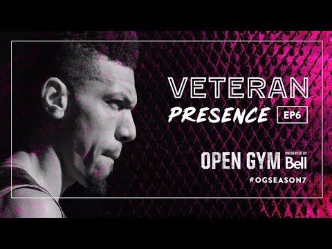 Open Gym presented by Bell S7E6 - Veteran Presence