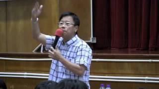 2011.07.04辛亥革命百週年演講 - 明愛馬鞍山中學 (4)