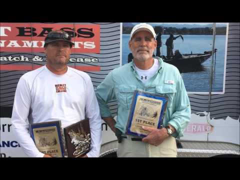 Randy Whited & Michael Gaston Win McClure on Mar 18, 2017 with 22.02 lb  $3,345.00