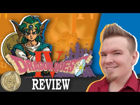 Generate Dragon Warrior IV (Dragon Quest IV) Review! (NES) - The Game Collection Screenshots