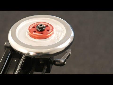 Konova K2 Slider - Rotating Weight / Counterweight - Nitsan Video Response