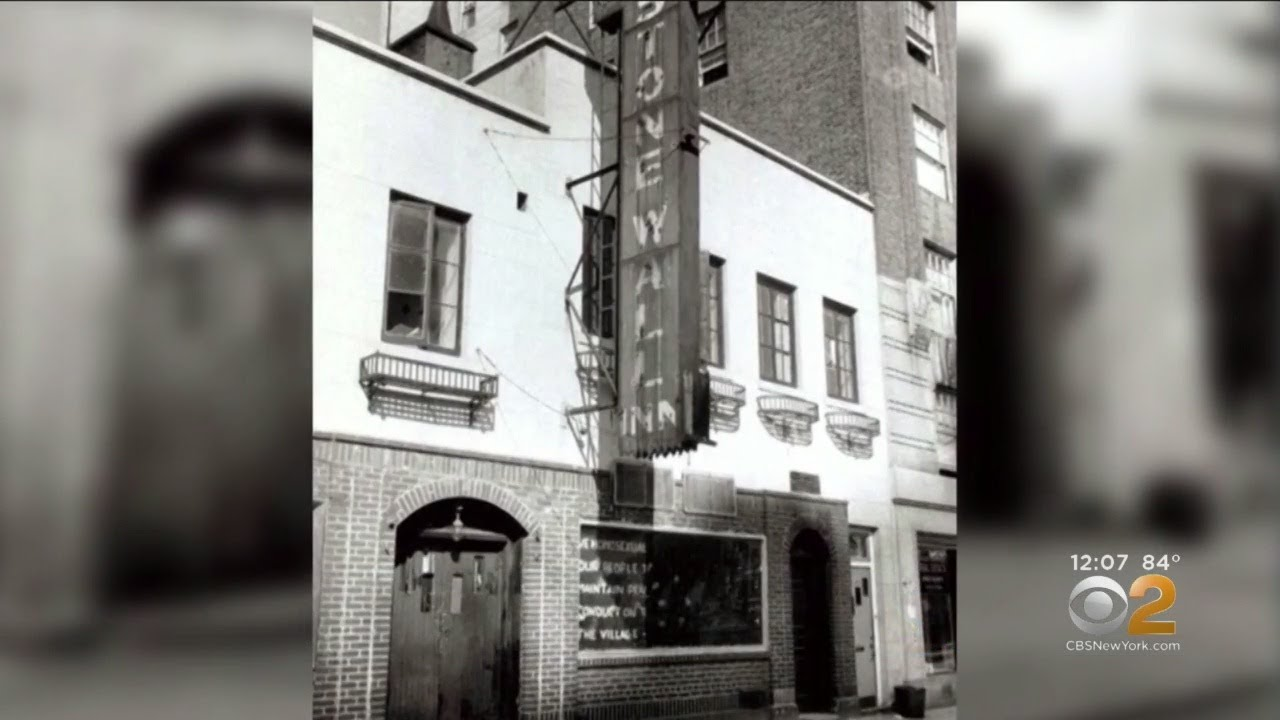 the Stonewall Inn in that sparked the modern gay rights