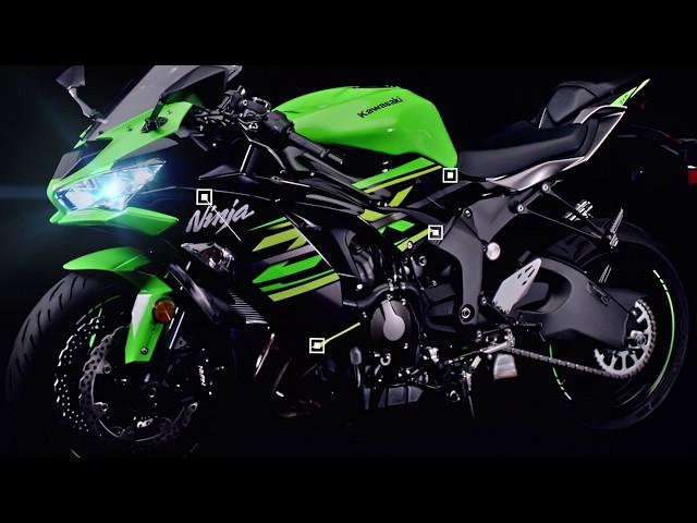 2019 Kawasaki Ninja ZX-6R | Features
