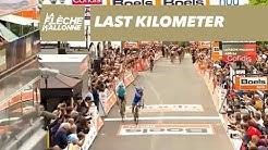 Last Kilometer - La Flèche Wallonne 2019