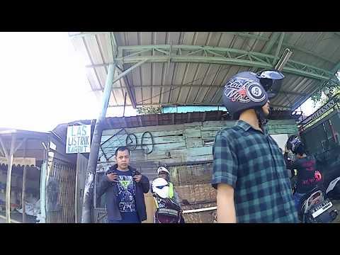 Ketilang Di Cirebon..gara2 plat nomer bikinan
