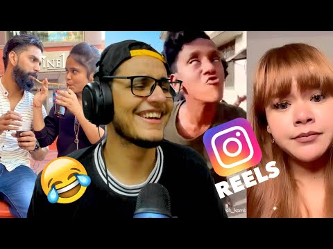 I Found The FUNNIEST Instagram Reels
