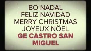 Baixar Feliz Navidad - Bo Nadal, Primaria 2013-GE Castro San Miguel