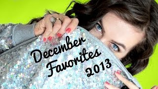 December Favorites 2013 Thumbnail