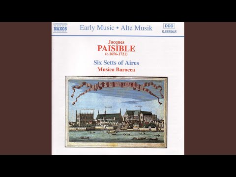 Sett in D Minor, Op. 2: VI. Minuet