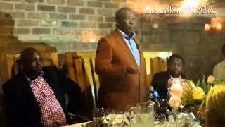 Malema gesels met boere in Paarl