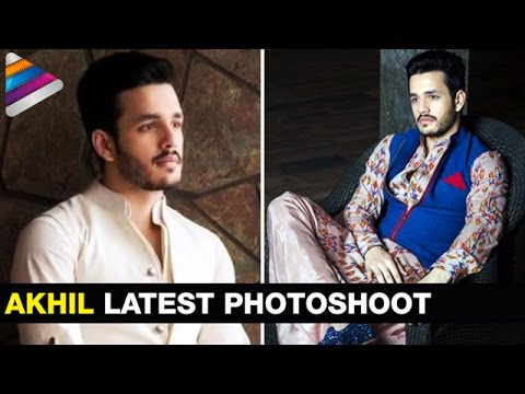Akhil Akkineni Latest Photoshoot | Latest Telugu Movie Stills | Photos | Pics | Telugu Filmnagar