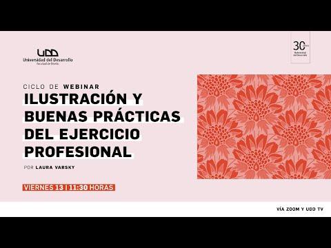 Webinar Ilustración y buenas prácticas del ejercicio profesional
