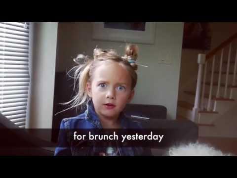 Little girl rocks  - charlene