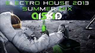 Best Club Dance & Electro House Music 2013 (Summer Mix) - Diskid