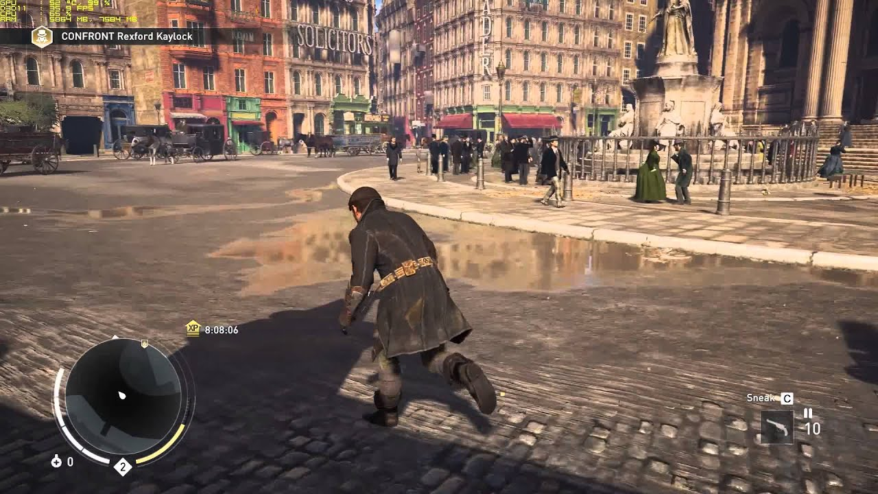 Assassin S Creed Syndicate Gtx 750 Ti