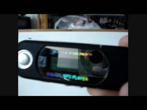Affordable Tech Review+Tutorial: ELEMENT GC-810 mp3 Player