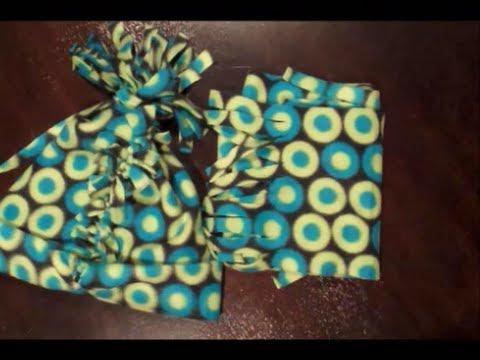 Manualidades como hacer una bufanda sin coser youtube - Manualidades para adultos ...