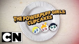 How to: The Powerpuff Girls Cupcakes | Cartoon Network