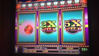 $12.50 KACHINGO SLOT MACHINE BONUS BIG HUGE WIN JACKPOT MAX BET HIGH LIMIT HANDPAY