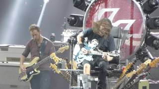 """Tie Your Mother Down & Detroit Rock City"" Foo Fighters@Susquehanna Bank Camden, NJ 7/13/15"