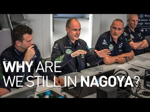 Solar Impulse Airplane: Why are we still in Nagoya?
