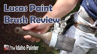 The $100 Paint Brush From Lucas Pro Tools.