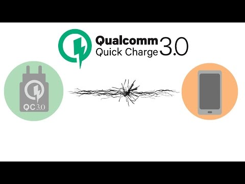 How quick charge works?