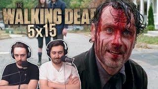 The Walking Dead Season 5 Episode 15 Reaction