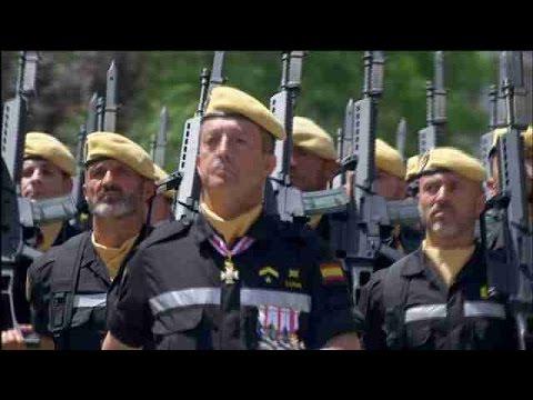 El Día de las Fuerzas Armadas de España 2017 en tres minutos