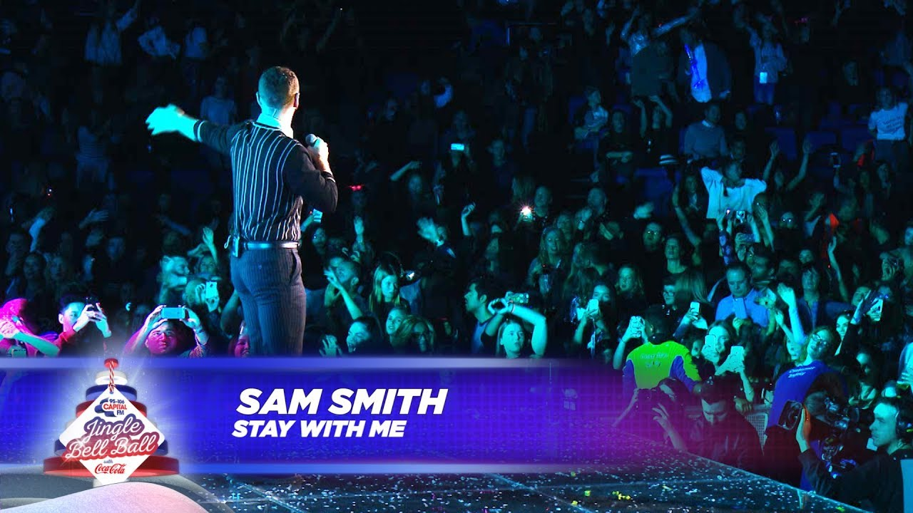 Sam Smith Stay With Me Live At Capital S Jingle Bell Ball 2017