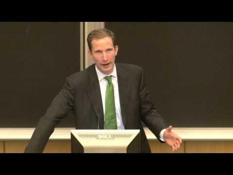 Daniel Bergstresser's Keynote Speech at the Collegiate Alternative Investments Summit