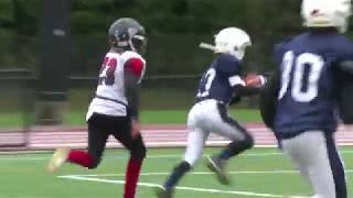 Peewee Highlights | 2017 BCCFA 12-MAN CHAMPIONSHIP