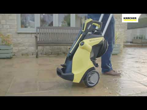 How Should I Store My Pressure Washer During The Winter? | Kärcher UK