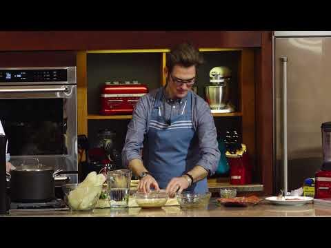 Christopher Kimball Cooking Demo | The Inspired Home
