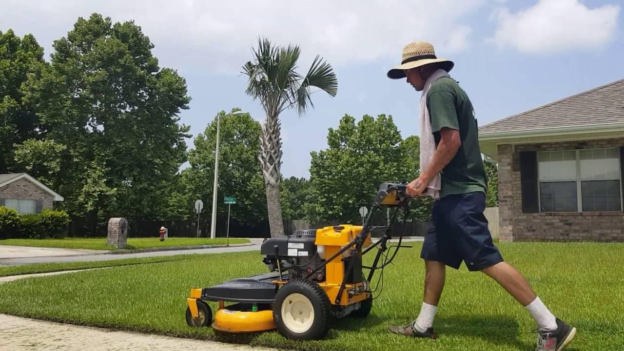 "Cub Cadet cc 760es 33"" Walk Behind Lawn Mower Review"