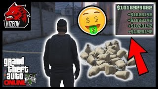 GTA 5 ONLINE SOLO UNLIMITED MONEY GLITCH 1.43 WORKING (PS4/PS3/PC/XBOX)