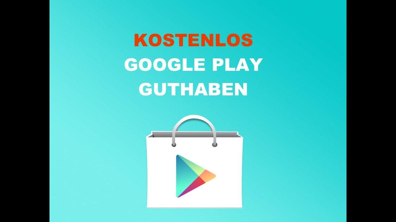 Google Play Guthaben Kostenlos Verdienen