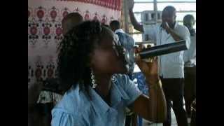 ESTHER KAZADI DIMANCHE 8 JUILLET 2012 TU ES TOUT POUR MOI JESUS!