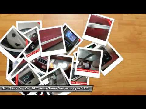 2013 jeep grand cherokee cedar falls ia u10346 youtube. Black Bedroom Furniture Sets. Home Design Ideas
